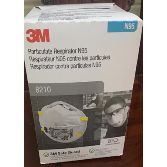 3M 8210 mask